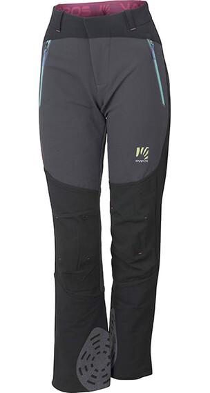 Karpos Express 300 - Pantalones de Trekking - gris/negro